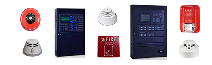 Brand Beveiliging-Fire Security